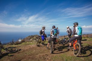 Sandokan Enduro 2017-1 group at start